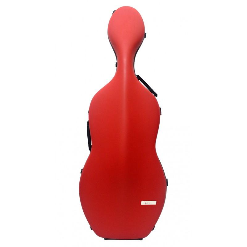 大提碳纖盒-霧紅色