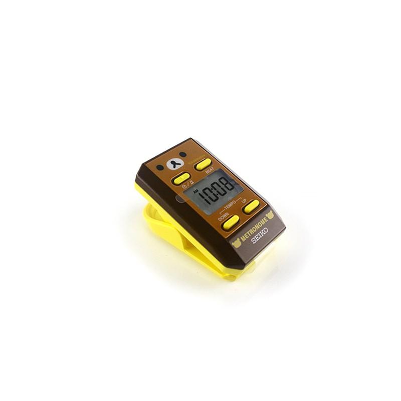 SEIKO DM-51拉拉熊節拍器-棕色