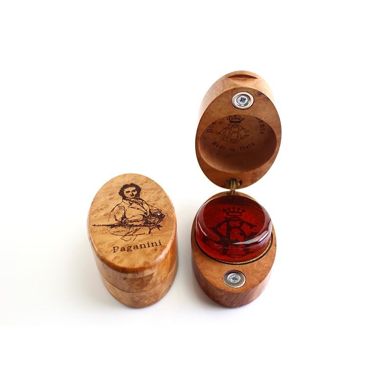 義大利Bogaro&Clemente-小提松香 橢圓型木盒