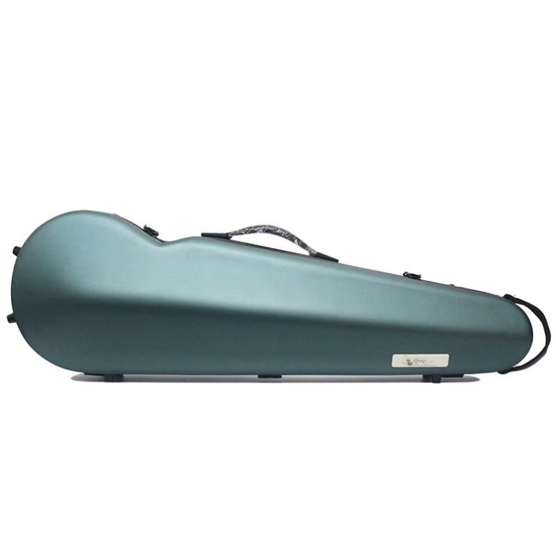 小提碳纖琴型盒-夜幕綠-1.8KG