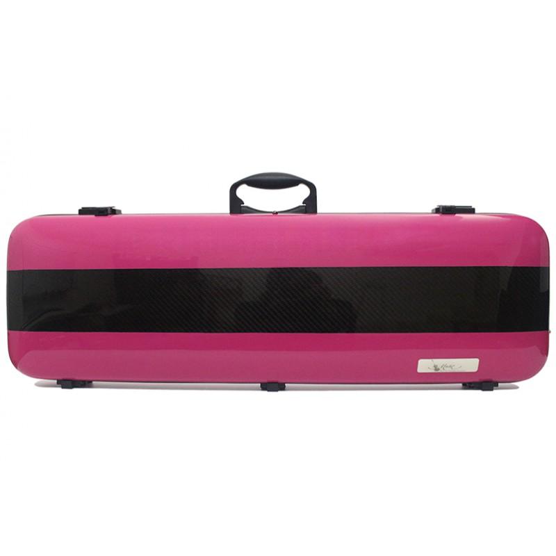 小提碳纖維方盒-桃紅-1.6KG